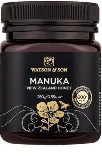 Naturalis Watson & Son Manukový med 600+ podpora prevence infekcí a zánětů