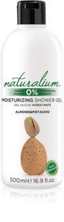 Naturalium Nuts Almond and Pistachio hidratáló tusoló gél