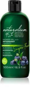 Naturalium Super Food Blueberry gel doccia energizzante