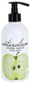 Naturalium Fruit Pleasure Green Apple hranjivo mlijeko za tijelo