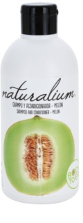 Naturalium Fruit Pleasure Melon šampon i regenerator