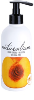 Naturalium Fruit Pleasure Peach leche corporal nutritiva