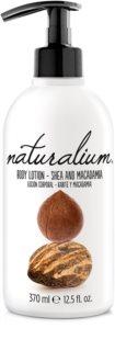 Naturalium Nuts Shea and Macadamia latte corpo rigenerante