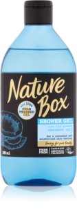 Nature Box Coconut gel de dus revigorant cu efect de hidratare
