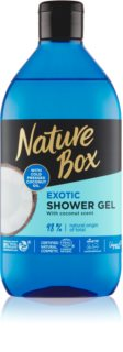 Nature Box Coconut Verfrissende Douchegel met Hydraterende Werking