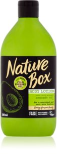 Nature Box Avocado latte nutriente corpo