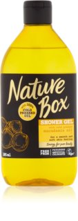 Nature Box Macadamia gel de ducha suave