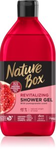 Nature Box Pomegranate gel de dus energizant