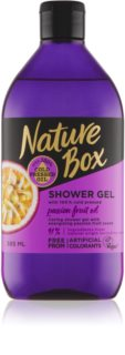 Nature Box Passion Fruit energiespendendes Duschgel