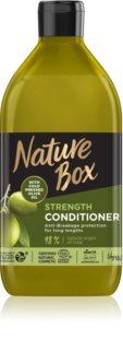 Nature Box Olive Oil защитен балсам срещу късане на  косата