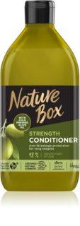 Nature Box Olive Oil ochranný kondicionér proti lámavosti vlasov