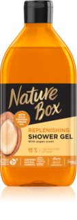 Nature Box Argan gel doccia nutriente con olio di argan