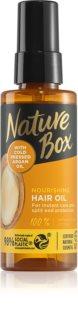 Nature Box Argan nährendes Öl für die Haare