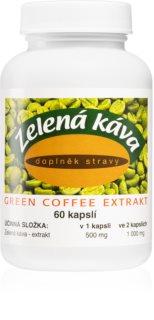 NATURVITA Zelená káva výtažek ze zelené kávy pro detoxikaci