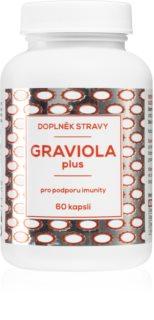 NATURVITA GRAVIOLA Plus podpora imunity
