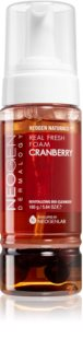 Neogen Dermalogy Real Fresh Foam Cranberry Rengöringsskum med regenererande effekt