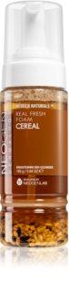 Neogen Dermalogy Real Fresh Foam Cereal aufhellender Reinigungsschaum