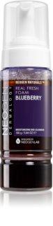 Neogen Dermalogy Real Fresh Foam Blueberry hydratisierender Reinigungsschaum