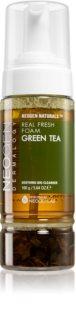 Neogen Dermalogy Real Fresh Foam Green Tea Dermo lindrande djupt rengörande skum