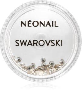 NeoNail Swarovski Crystal SS5 Crystal Silver Shadow Skimrande puder för naglar