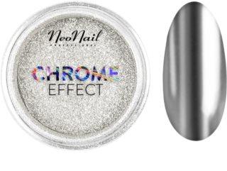 NeoNail Chrome Effect Glitzer-Puder für Nägel