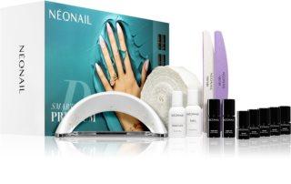 NeoNail Smart Set Premium Lahjasetti Kynsille