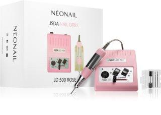 NeoNail Nail Drill JSDA-JD 500 Rose elektrisk manicure-/pedicureapparat