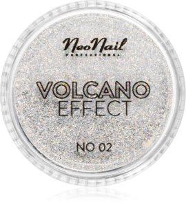 NeoNail Volcano Effect No. 2 Skimrande puder för naglar