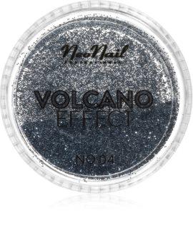 NeoNail Volcano Effect No. 4 Skimrande puder för naglar