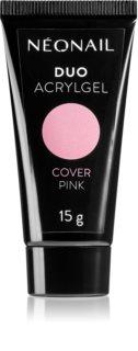 NeoNail Duo Acrylgel Cover Pink τζελ για τζελ και ακρυλικά νύχια