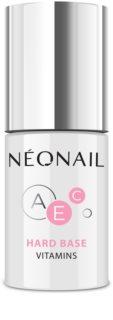 NeoNail Hard Base Vitamins żelowy lakier bazowy