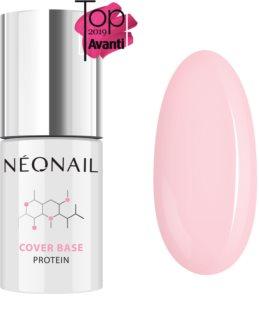 NeoNail Cover Base Protein baza si finisaj al manichiurii