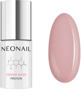 NeoNail Cover Base Protein Unter- und Überlack für Gelnägel