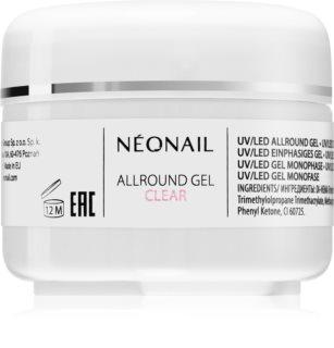 NeoNail Allround Gel Clear Gel för nagelmodellering