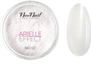 NeoNail Arielle Effect Skimrande puder för naglar