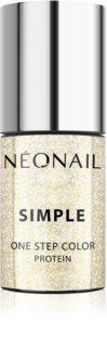 NeoNail Simple One Step gelový lak na nehty