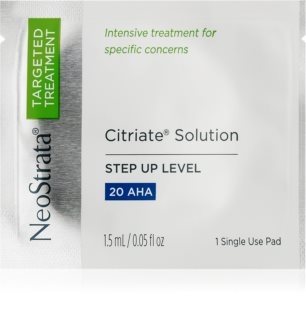 NeoStrata Targeted Treatment coton exfoliant avec AHA Acids
