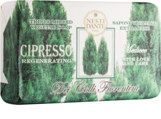 Nesti Dante Dei Colli Fiorentini Cypress Regenerating натуральное мыло