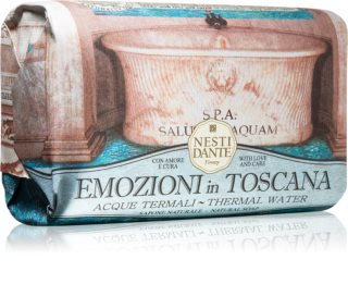 Nesti Dante Emozioni in Toscana Thermal Water savon naturel
