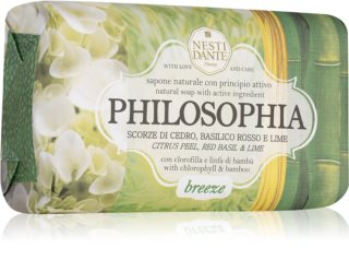 Nesti Dante Philosophia Breeze with Chlorophyll & Bamboo savon naturel