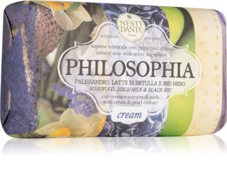 Nesti Dante Philosophia Cream with Cream & Pearl Extract Naturseife