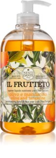 Nesti Dante Il Frutteto Olive and Tangerine Håndsæbe
