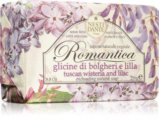 Nesti Dante Romantica Tuscan Wisteria & Lilac természetes szappan