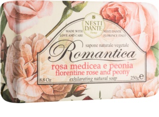 Nesti Dante Romantica Florentine Rose and Peony savon naturel