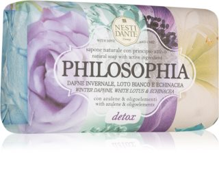Nesti Dante Philosophia Detox with Azulene & Oligoelements mydło naturalne