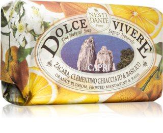 Nesti Dante Dolce Vivere Capri Luonnollinen Saippua