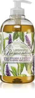 Nesti Dante Romantica Wild Tuscan Lavender and Verbena нежное жидкое мыло для рук