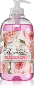 Nesti Dante Romantica Florentine Rose and Peony течен сапун за ръце