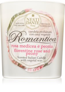 Nesti Dante Romantica Florentine Rose and Peony ароматна свещ