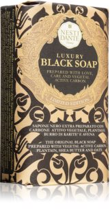Nesti Dante Luxury Black Soap sabonete negro